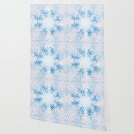 Frost on the Window Wallpaper