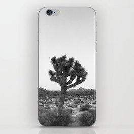 JOSHUA TREE / California Desert iPhone Skin