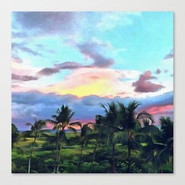 Kamuela Canvas Print