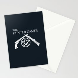 The Hunter Games Stationery Cards