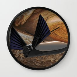 Interplanetary Transport System Wall Clock