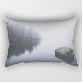 Morning blues Rectangular Pillow
