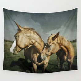 Life Partners Wall Tapestry