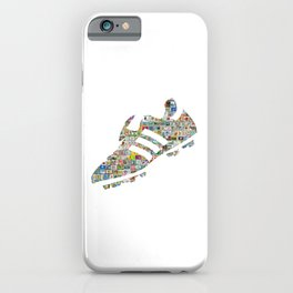 Philately Copa Mundial Soccer Cleats iPhone Case