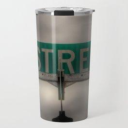 E Street Travel Mug