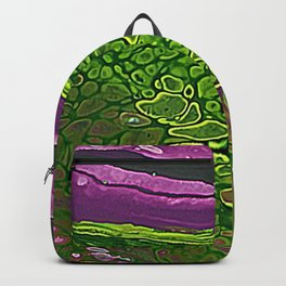 Green Cells Backpack