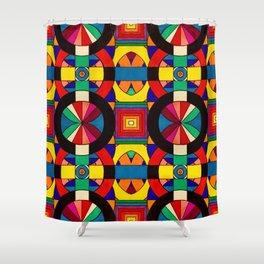 Introvert/Extrovert Shower Curtain