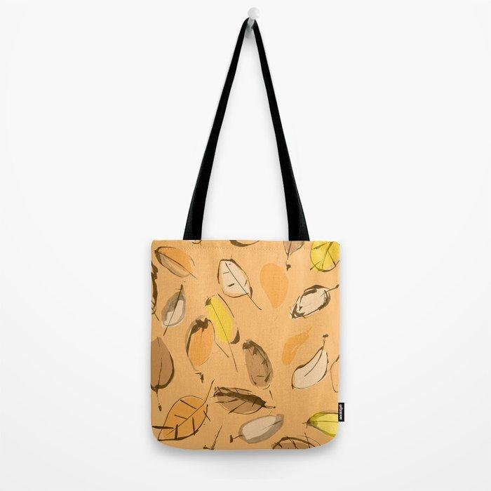 Arbutus leaves Tote Bag