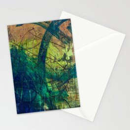 walls #3 Stationery Cards