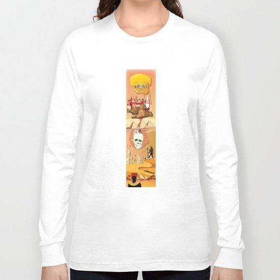 An Egyptian Story Long Sleeve T-shirt