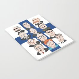 Presidents of Finland Notebook