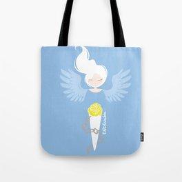 Endometriosis & Depression - Commissioned Work Tote Bag