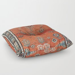 Bakhshaish Azerbaijan Northwest Persian Carpet Print Floor Pillow
