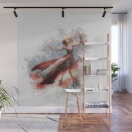Ballerina Wall Mural