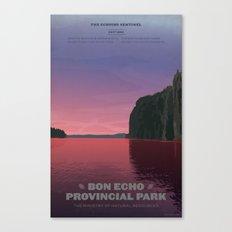 Bon Echo Provincial Park Canvas Print