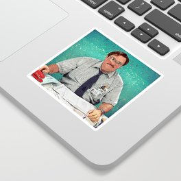 Milton - Office Space Sticker