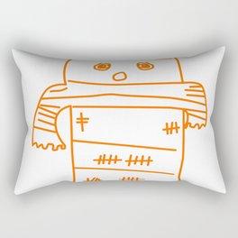 Blankie Monster Rectangular Pillow