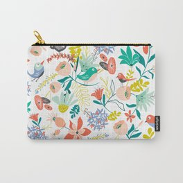 Gracie's Garden Carry-All Pouch