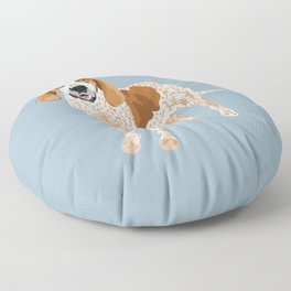 Dolly Floor Pillow