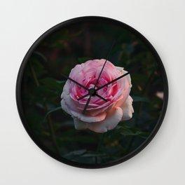 Flower Photography by Sergey Litvinenko Wall Clock