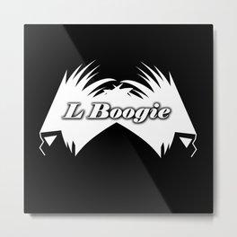 Boogie  Metal Print