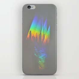 Through the Rainbow iPhone Skin
