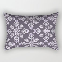 NORTHERN FLOWERS Rectangular Pillow