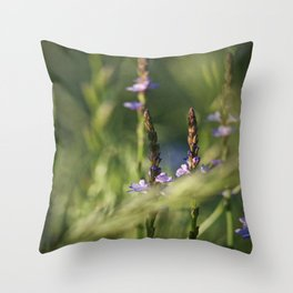 Welcome to Spring!! Throw Pillow