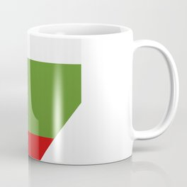Bulgarian flag Coffee Mug