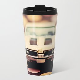 Olds 442 with Dots Travel Mug