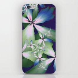 Flowers From The Digital Studio iPhone Skin