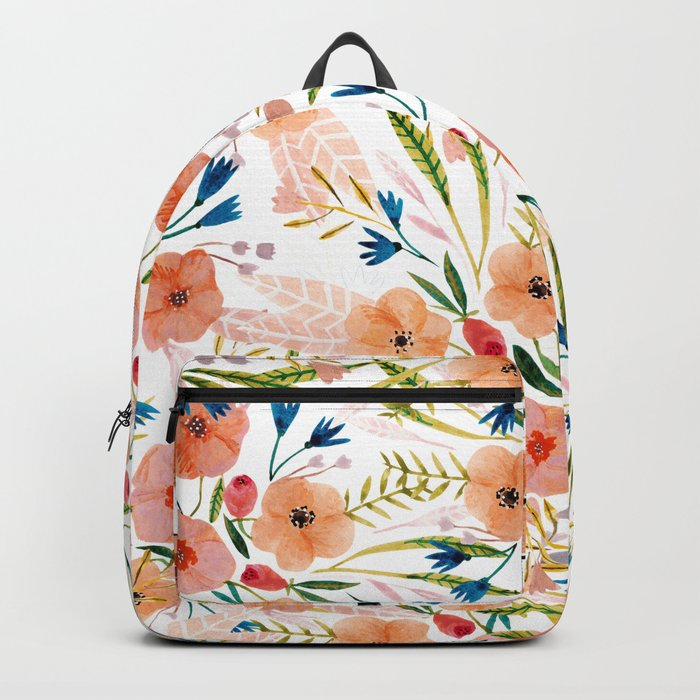 Floral Dance Backpack