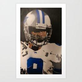 Romo Art Print