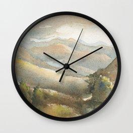 Berrenda Morning Wall Clock
