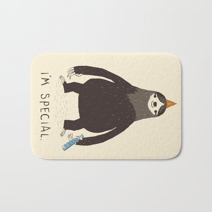 sloth(light) Bath Mat
