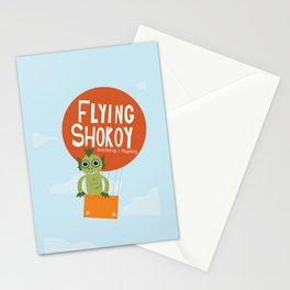 Flying Shokoy (Philippine Mythological Creatures Series) Stationery Cards