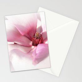 Magnolienblüte Stationery Cards
