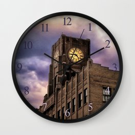 Under the Clock Wall Clock