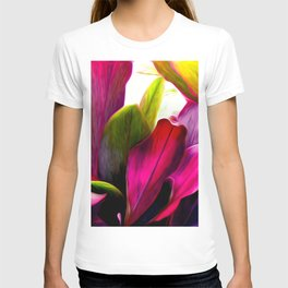 Ti Leaf Bouquet T-shirt