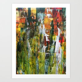 Souled Forest Art Print