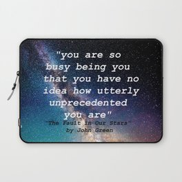 The Fault in Our Stars Laptop Sleeve