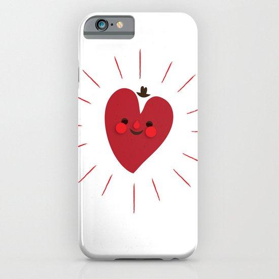 Happy Heart iPhone & iPod Case