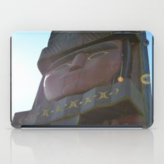 changing faces iPad Case