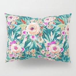 GOOD LIFE Colorful Floral Pillow Sham