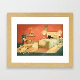 Goodnight Littlest Family by Emily Winfield Martin Gerahmter Kunstdruck