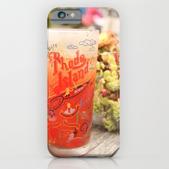 Rhode Island iPhone & iPod Case