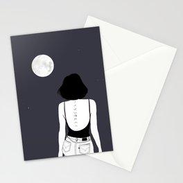 Am a moon like Stationery Cards