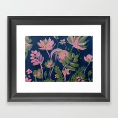Fairy Party Framed Art Print