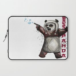 Bass Panda Laptop Sleeve