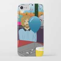 dylan iPhone & iPod Cases featuring Dylan by LylaLovitt